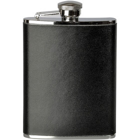 Basic Nature Leather Hip Flask